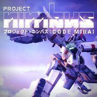 Portada oficial de Project Nimbus: Code Mirai para PS4