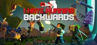 Portada oficial de I Hate Running Backwards para PC