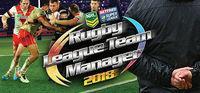 Portada oficial de Rugby League Team Manager 2018 para PC