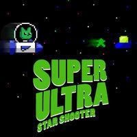 Portada oficial de Super Ultra Star Shooter eShop para Wii U