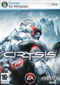 Portada oficial de Crysis para PC