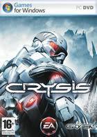 Portada oficial de de Crysis para PC