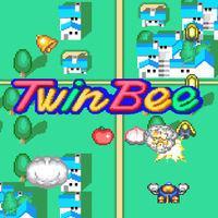 Portada oficial de Detana Twin Bee CV para Wii U