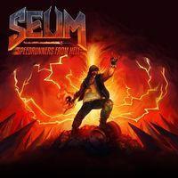 Portada oficial de SEUM: Speedrunners from Hell para PS4