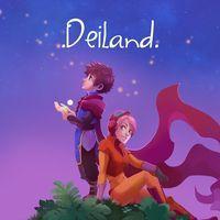 Portada oficial de Deiland para PS4