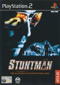 Portada oficial de Stuntman para PS2