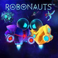 Portada oficial de Robonauts para PS4