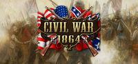 Portada oficial de Civil War: 1864 para PC