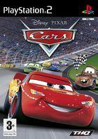 Portada oficial de de Cars para PS2
