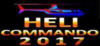 Portada oficial de Heli-Commando 2017 para PC