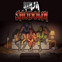 Portada oficial de Ninja Shodown para PS4