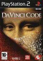 Portada oficial de de El Código Da Vinci para PS2