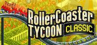 Portada oficial de RollerCoaster Tycoon Classic para PC