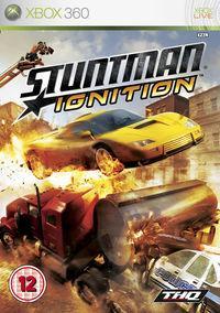Portada oficial de Stuntman Ignition para Xbox 360