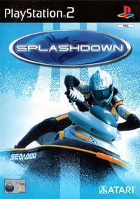 Portada oficial de Splashdown para PS2