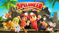 Portada oficial de Spelunker Party! para PC