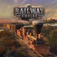 Portada oficial de Railway Empire para PS4