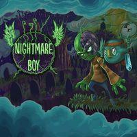 Portada oficial de Nightmare Boy para PS4