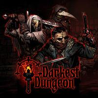 Portada oficial de Darkest Dungeon para Switch