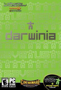 Portada oficial de Darwinia para PC