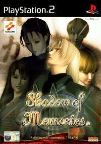 Portada oficial de Shadow of Memories para PS2