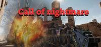 Portada oficial de Call of Nightmare para PC