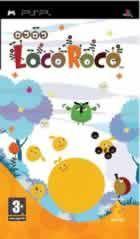Portada oficial de de LocoRoco para PSP