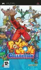 Portada oficial de de Power Stone Collection para PSP