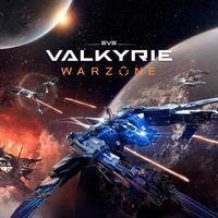 Portada oficial de EVE: Valkyrie - Warzone para PS4