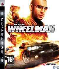 Portada oficial de Wheelman para PS3