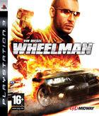 Portada oficial de de Wheelman para PS3