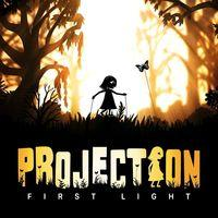 Portada oficial de Projection: First Light para PS4