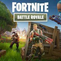 Portada oficial de Fortnite Battle Royale para PS4