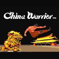 Portada oficial de China Warrior CV para Wii U