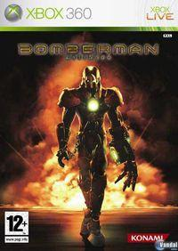 Portada oficial de Bomberman Act Zero para Xbox 360