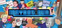 Portada oficial de Maybot Run para PC