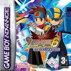 Portada oficial de de Mega Man Battle Network 6 para Game Boy Advance