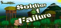 Portada oficial de Soldier of Failure para PC