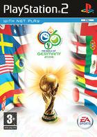 Portada oficial de de Copa Mundial de la FIFA 2006 para PS2