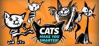 Portada oficial de Cats Make You Smarter! para PC