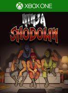 Portada oficial de de Ninja Shodown para Xbox One