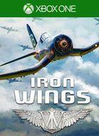 Portada oficial de de Iron Wings para Xbox One