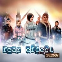 Portada oficial de Fear Effect Sedna para Switch