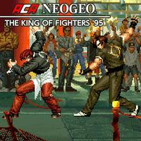 Portada oficial de NeoGeo The King of Fighters '95 para Switch