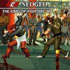 Portada oficial de de NeoGeo The King of Fighters '95 para Switch