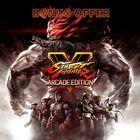 Portada oficial de de Street Fighter V: Arcade Edition para PS4