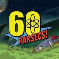 Portada oficial de 60 Parsecs! para PS4