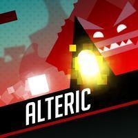 Portada oficial de Alteric para PS4