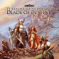 Portada oficial de Realms of Arkania: Blade of Destiny para PS4