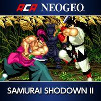 Portada oficial de NeoGeo Samurai Shodown II  para PS4
